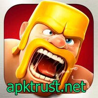 لعبة كلاش اوف كلانس Clash of clans MOD