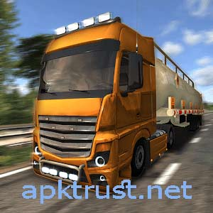 تحميل لعبة Euro Truck Evolution Simulator