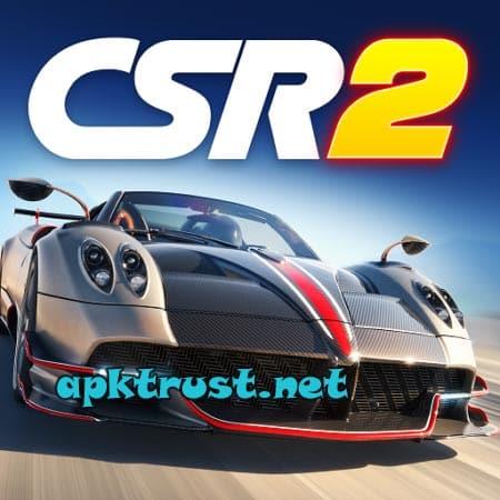 لعبة CSR Racing 2 مهكرة للاندرويد