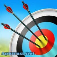 Archery King لعبة الملك رمي السهام مهكرة للاندرويد