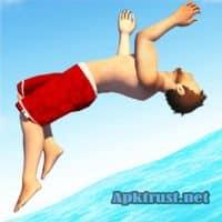 Flip Diving تنزيل لعبة الغوص الحر مهكرة