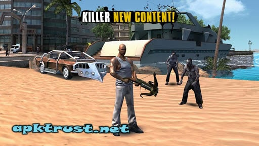 تحميل لعبة gangstar rio city of saints مجانا