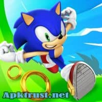 Sonic Dash لعبة سونيك داش مهكرة للاندرويد