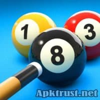 8 Ball Pool لعبة كرة بلياردو مهكرة للاندرويد