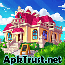 Manor Cafe v1.84.11 لعبة Big House Cafe + Mod